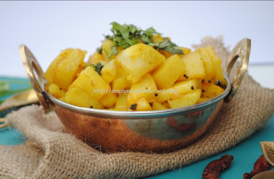 Indian Food Bombay Aloo
