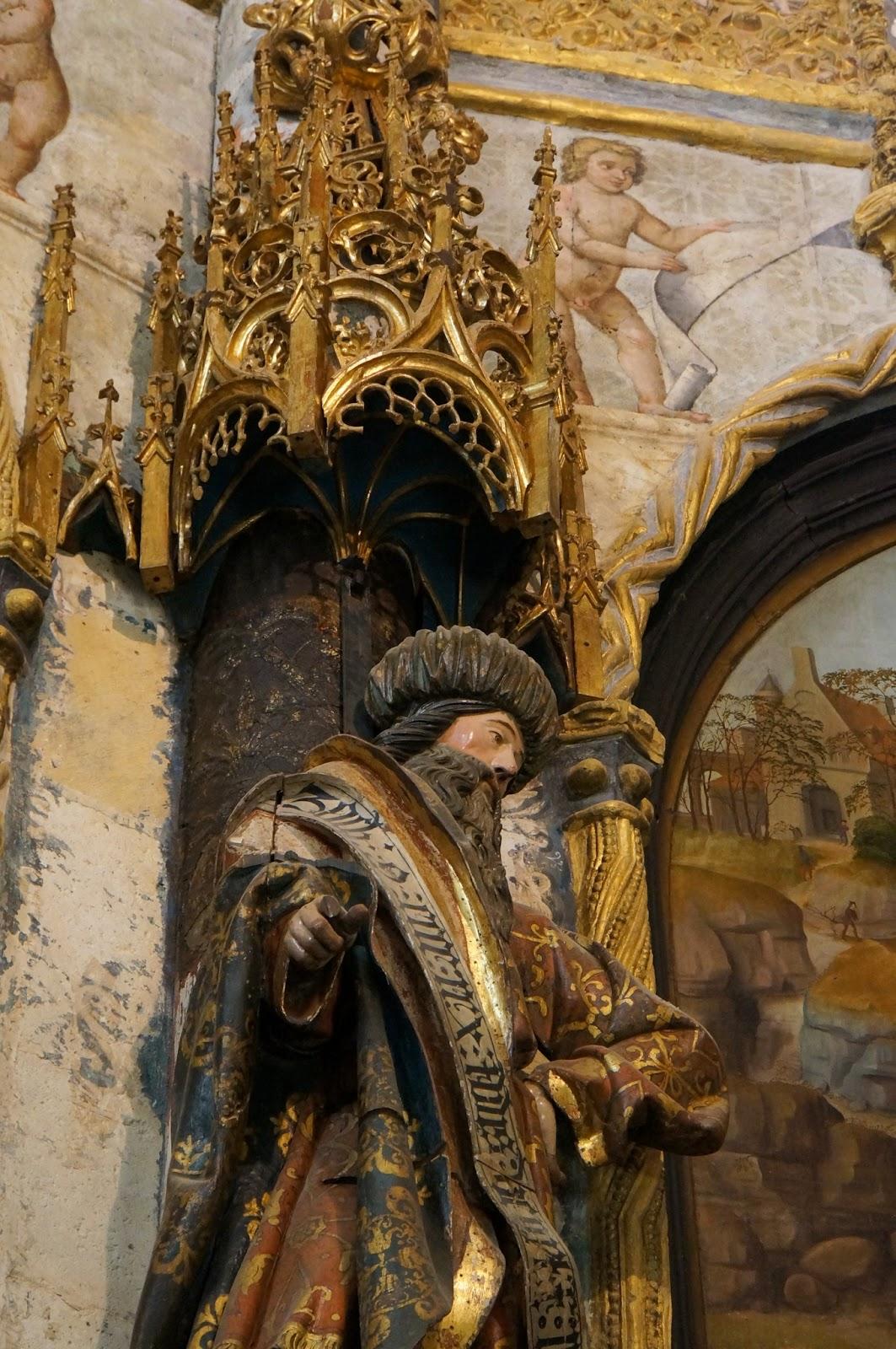 Charola - Convento do Cristo - Tomar - Portugal