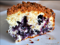Very Berry Buttermilk Breakfast Cake Recipes