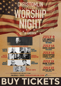 worship night banner