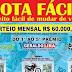 Acompanhe o resultado de mais um sorteio ROTA FÁCIL 29/09