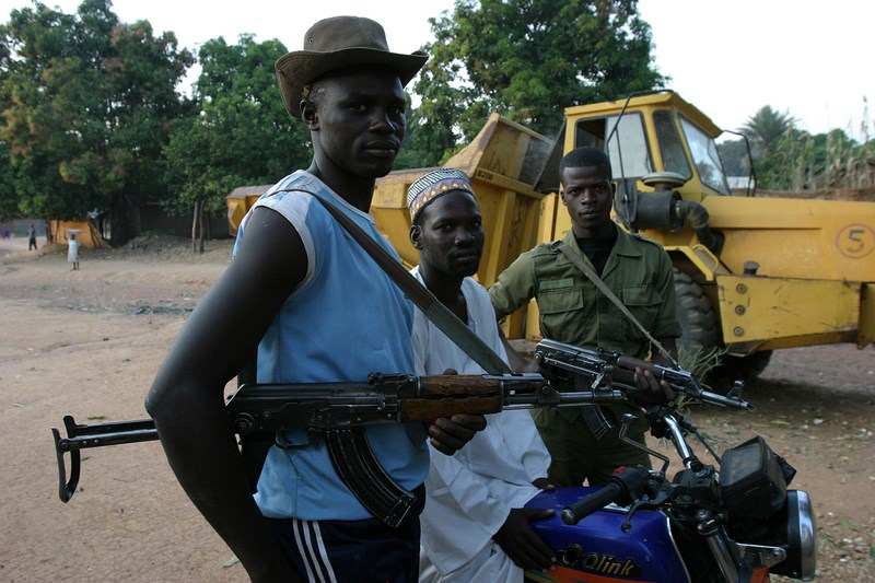 Conflict-Minerals funding war in Africa