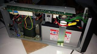 cara memperbaiki baterai ups yang rusak
