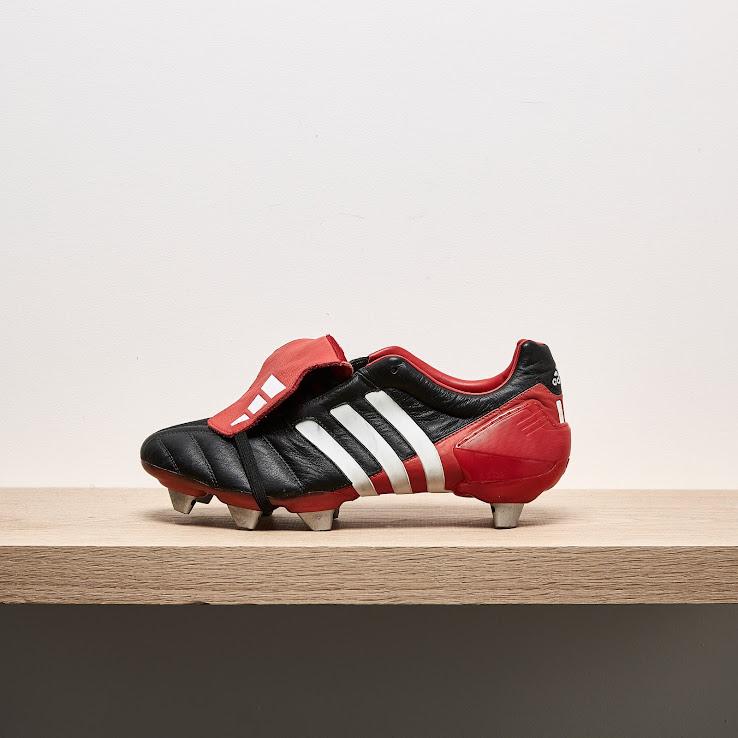 88a9bf3d2 Closer Look  Adidas Predator Mania 2002 Football 2018 Nike Mercurial ...