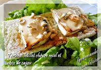 http://gourmandesansgluten.blogspot.fr/2014/08/tartine-millet-de-natine-au-chevre-miel.html