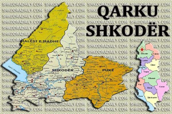 Qarku Shkoder Country