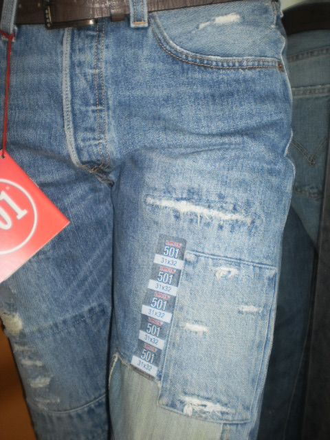 LEVIS 501  Made In Mexico  Zman Collections  Best