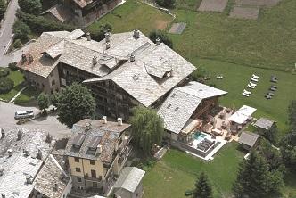 Impresavda benessere turismo nuova spa e veggieday for Albergo de la maison courmayeur