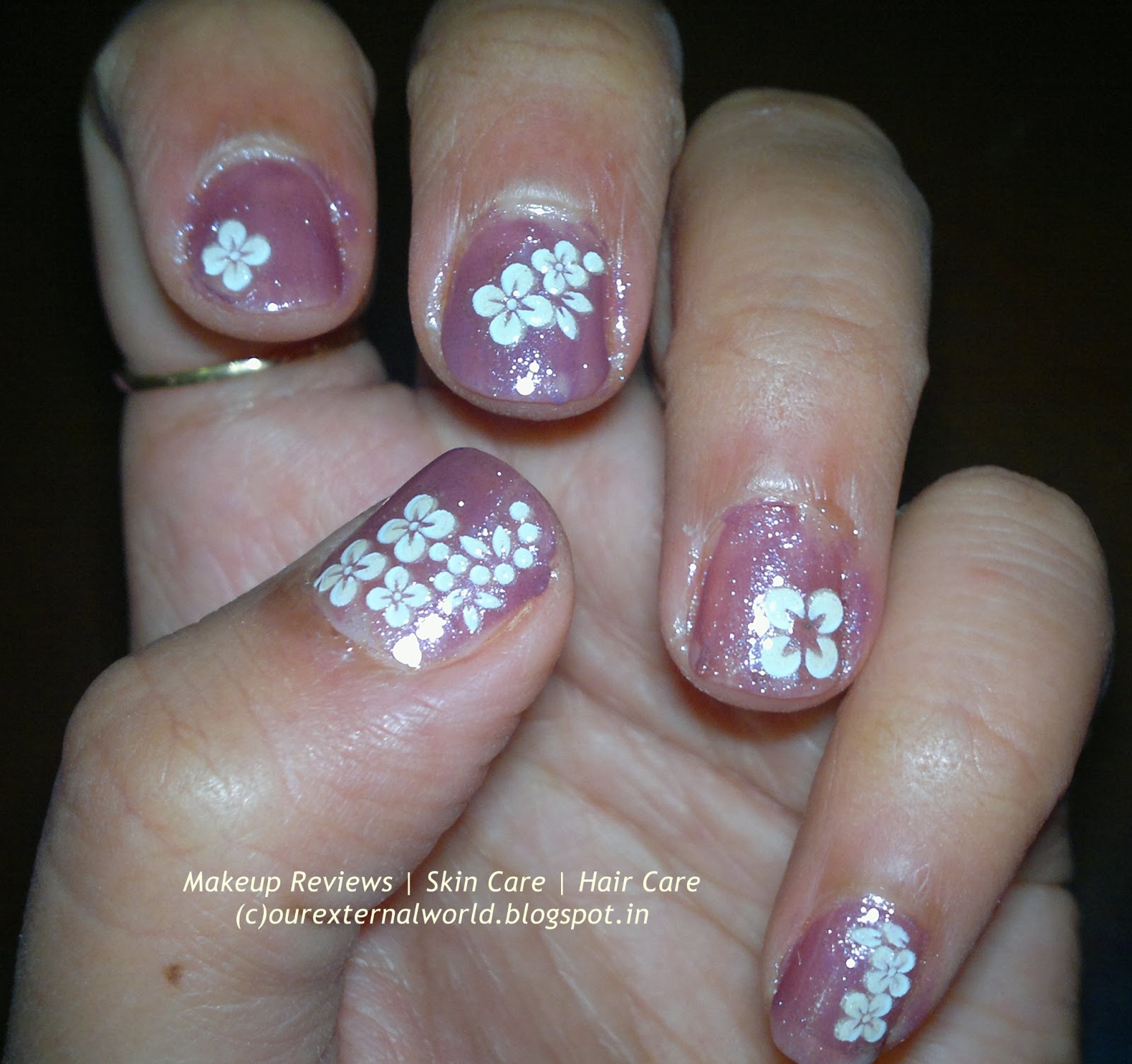 Glow In The Dark 3d Nail Art Sticker Review Notd