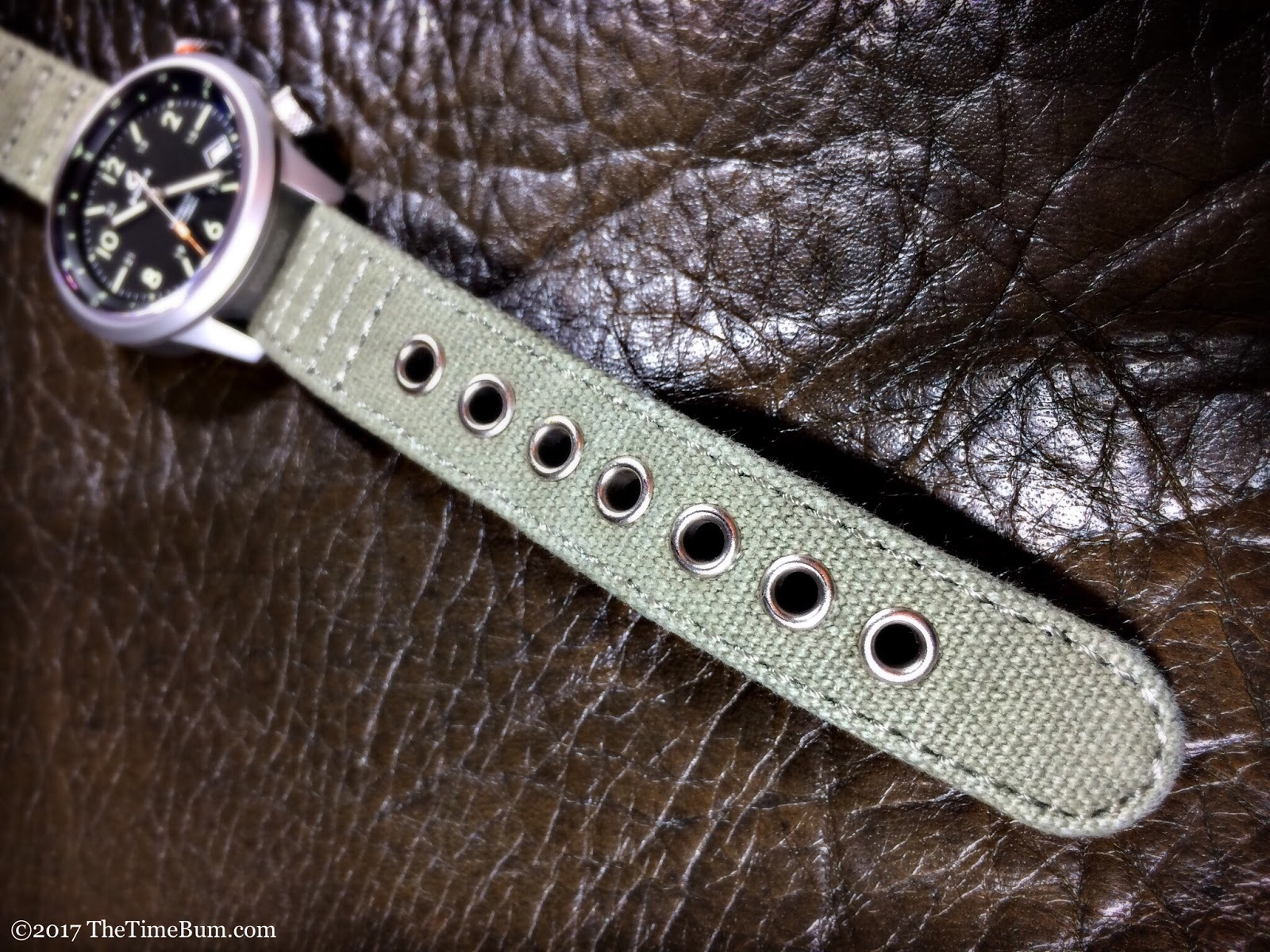 BOLDR Expedition Rushmore strap