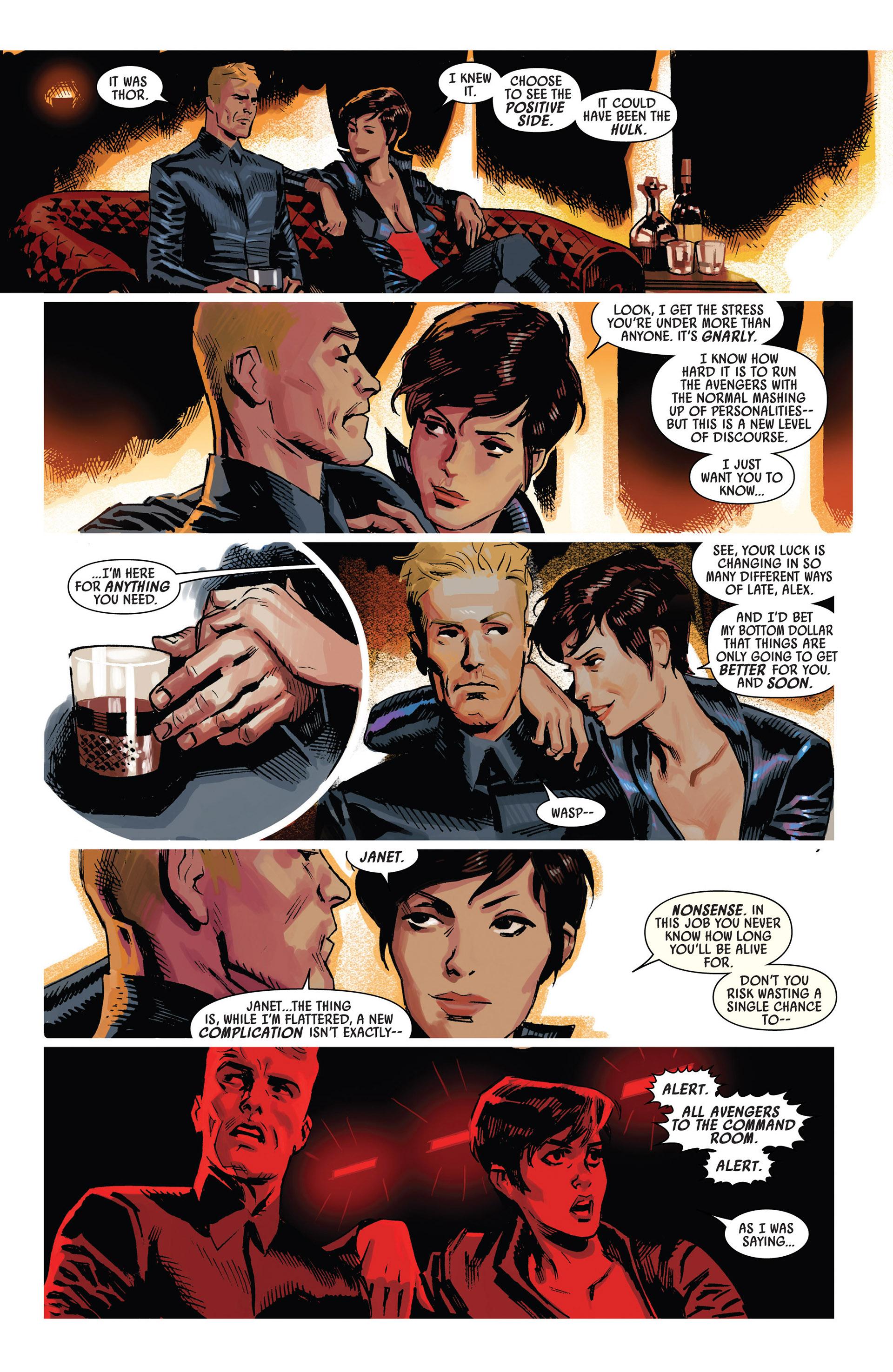 Read online Uncanny Avengers (2012) comic -  Issue #7 - 15