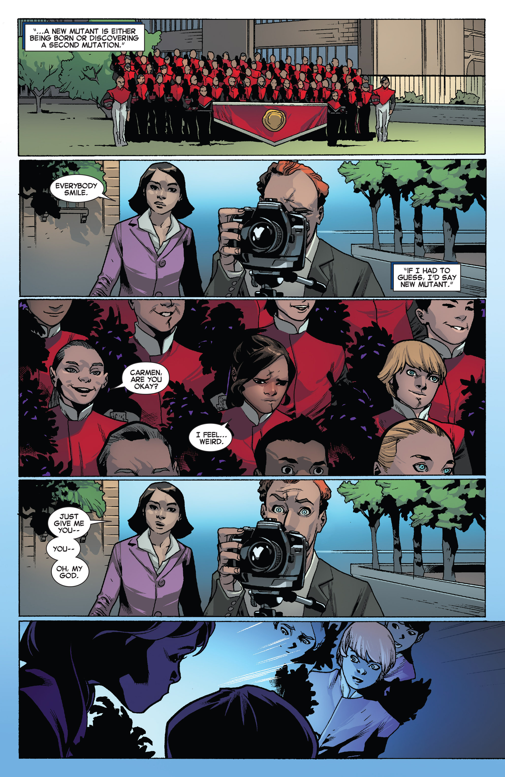 Read online All-New X-Men (2013) comic -  Issue #31 - 12
