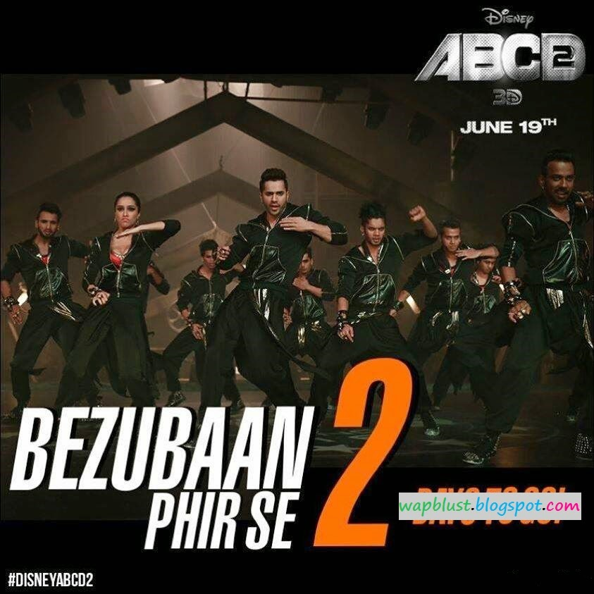 Abcd 2 all mp3 songs list