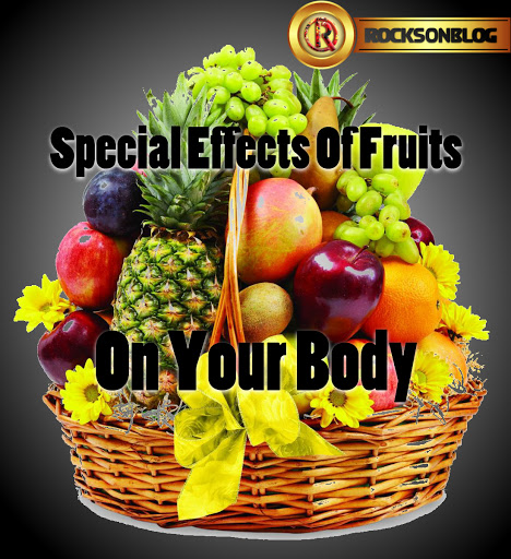 Effects Of Fruits On Your Body