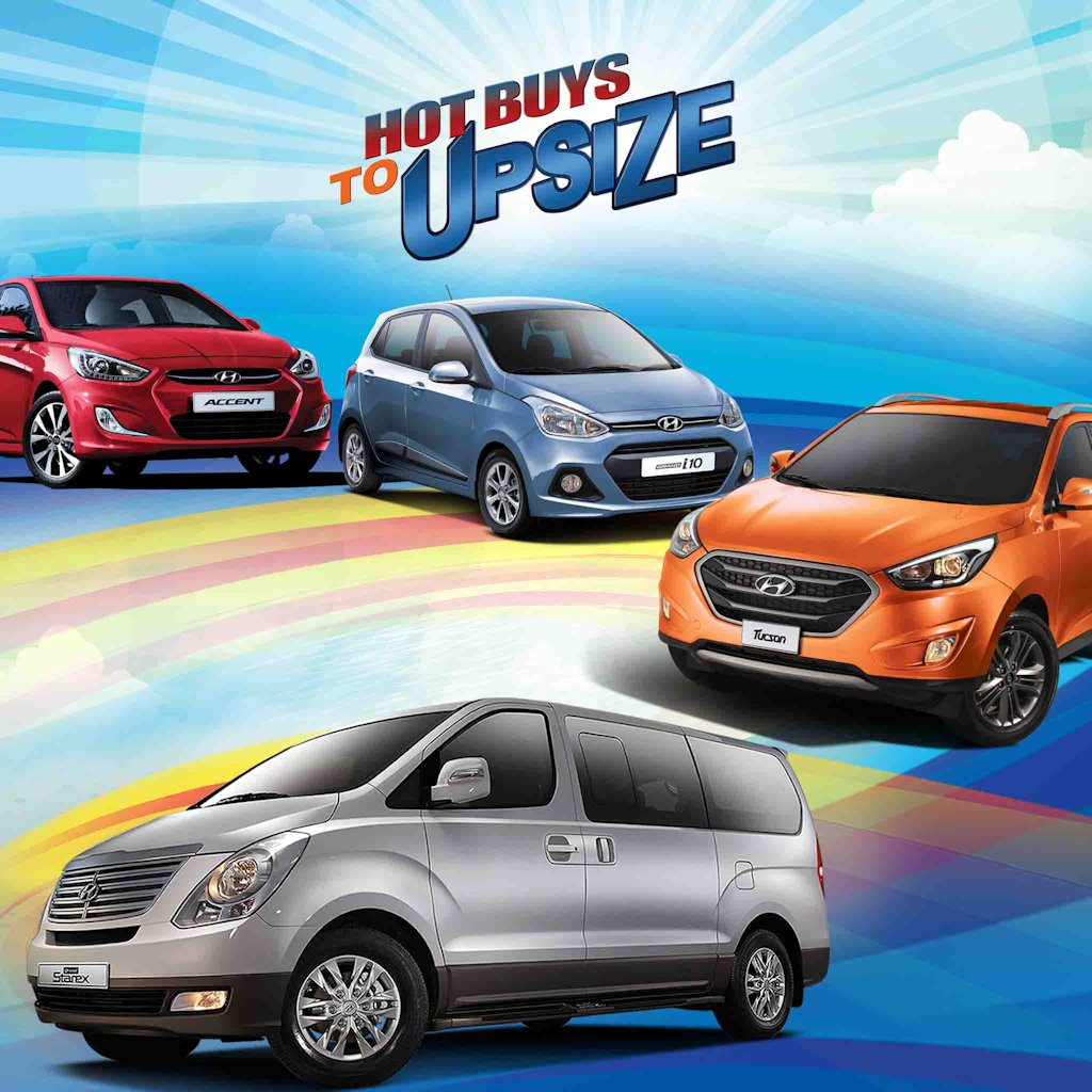 Hyundai Brings Hot Buys For The Hot Summer Philippine