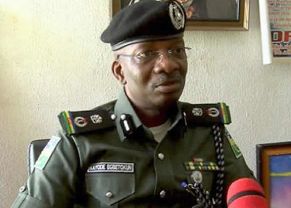 Kayode Egbetokun: posted to Kwara as acting police commissioner