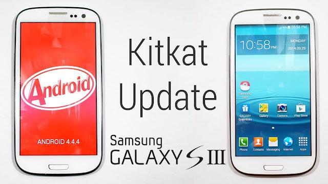 فێركاری | چۆنیهتی ئهپدهیت كردنی گهلاكسی ئێس3 بۆ 4.4.2 Update Galaxy s3