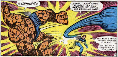 Kirby Fantastic Four 71 And So It Ends