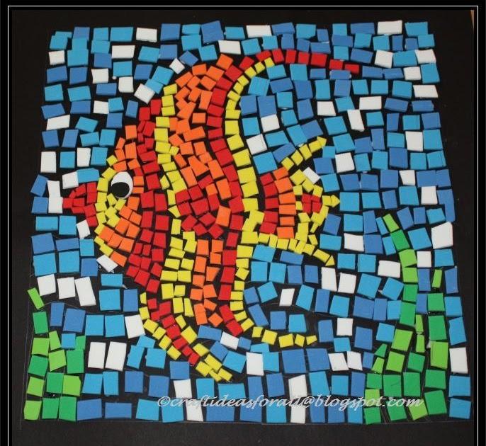 Mosaic Craft Supplies Adelaide