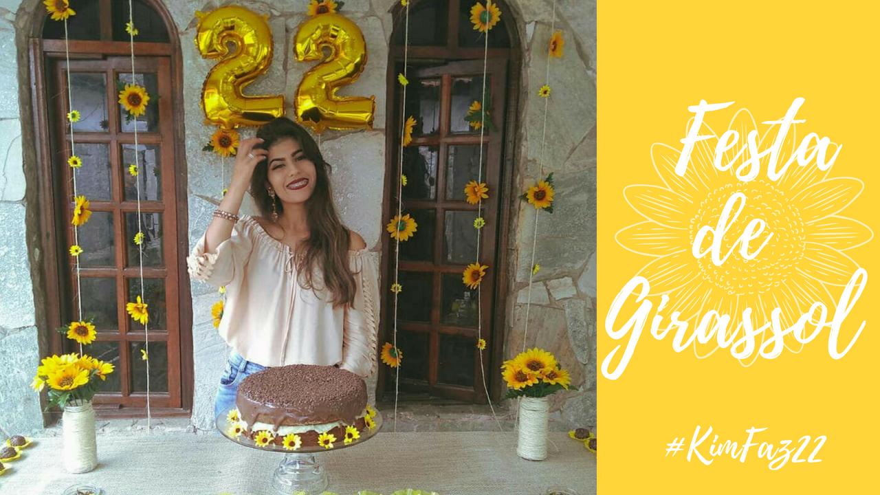 Kimberly Bueno Como fazer uma festa de girassol gastando pouco! Diy # Decoração De Festa De Aniversario Girassol