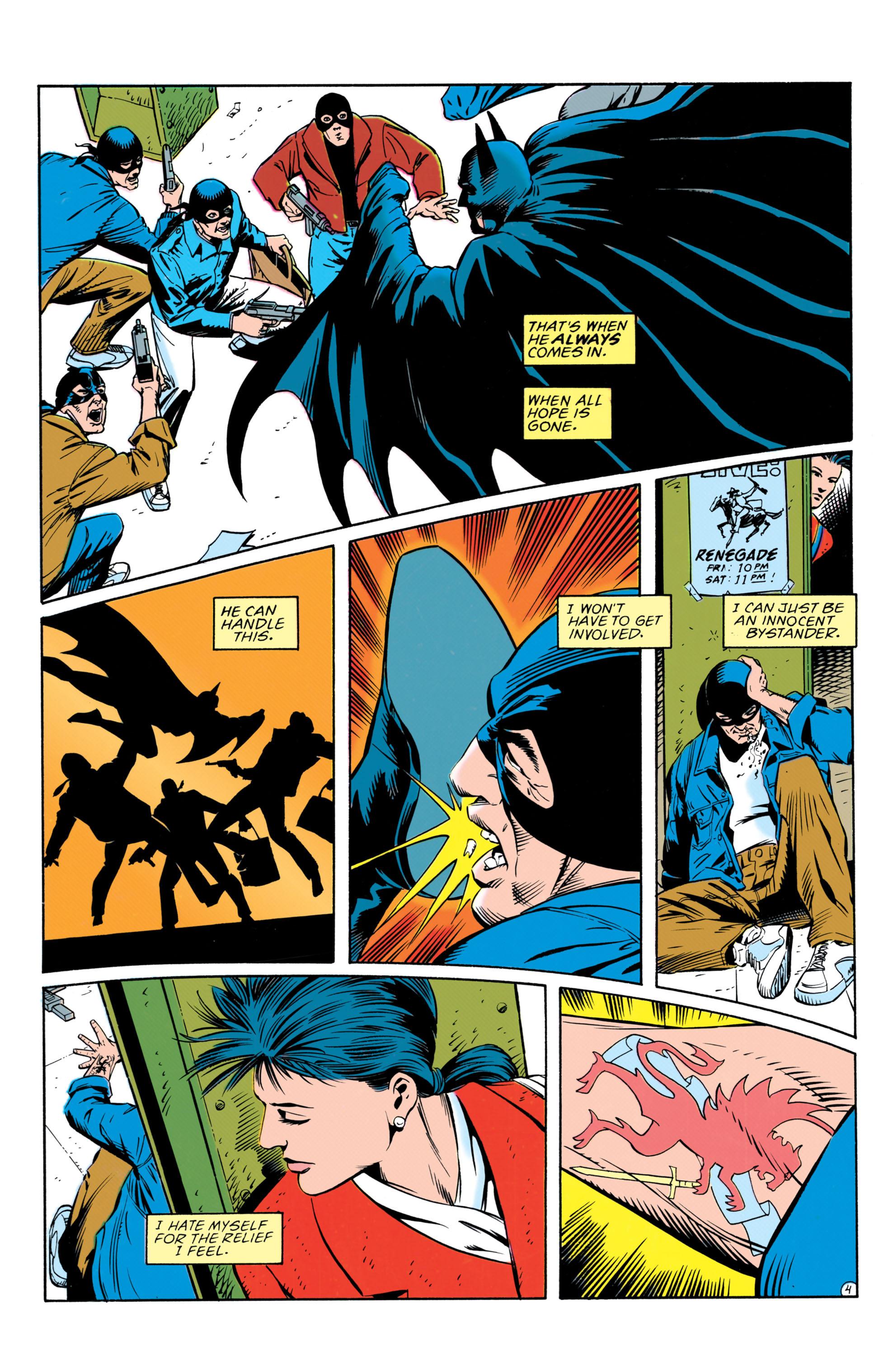 Detective Comics (1937) 652 Page 4