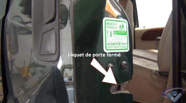Comment réparer une porte de voiture qui ne ferme pas