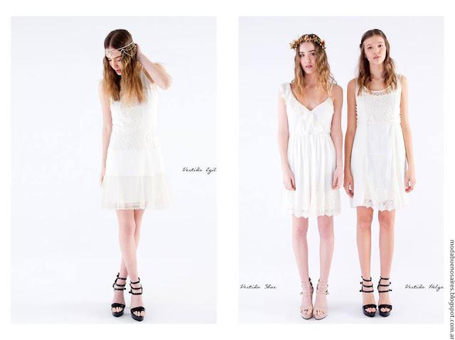 Vestidos primavera verano 2017 La Cofradía.