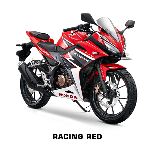 All New Honda CBR150R Racing Red Nagamas Motor Klaten