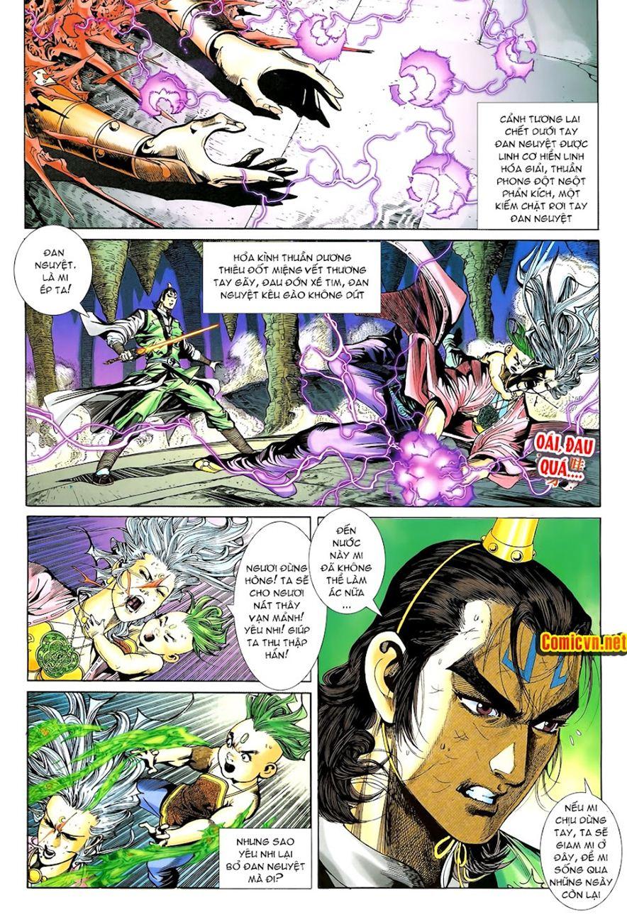 Đại Đường Uy Long chapter 84 trang 11