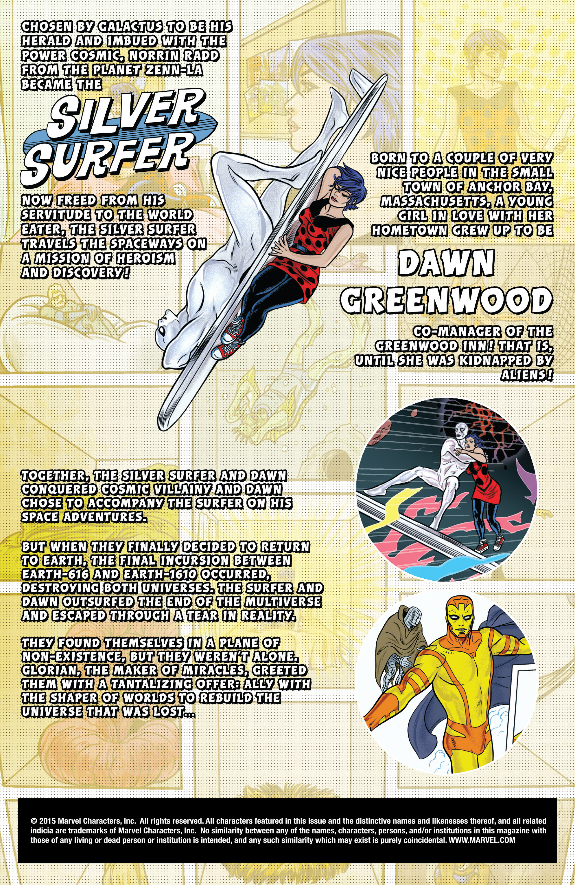 Read online Silver Surfer (2014) comic -  Issue #14 - 2