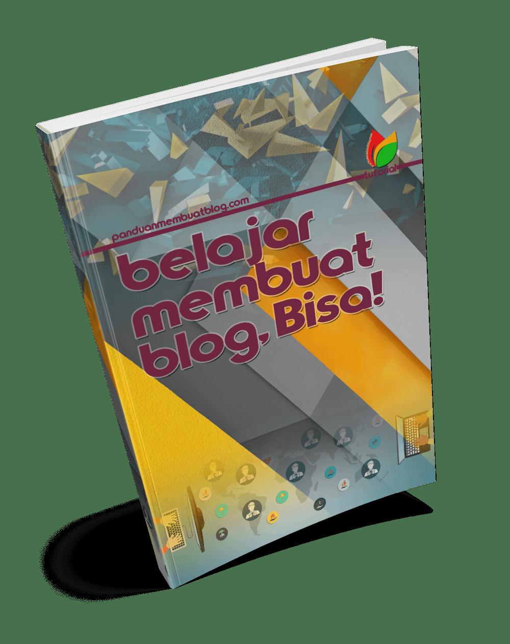 Ebook Panduan Belajar Membuat Blog