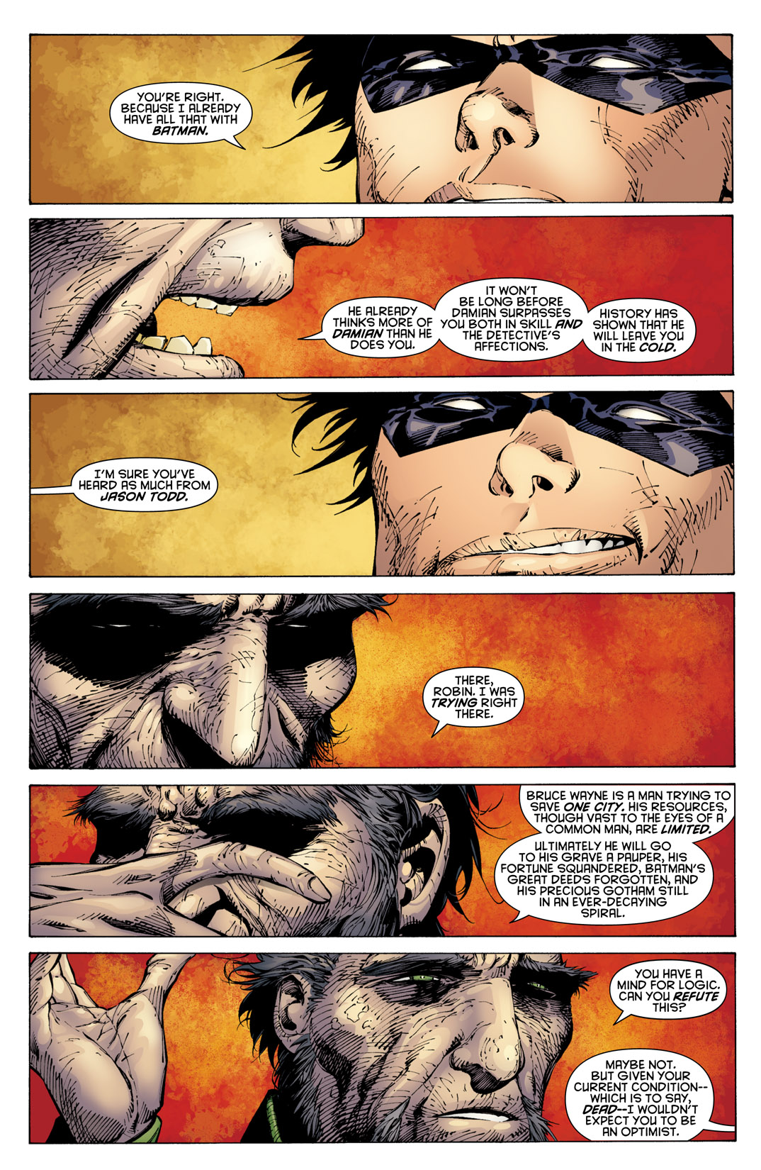 Detective Comics (1937) 838 Page 6