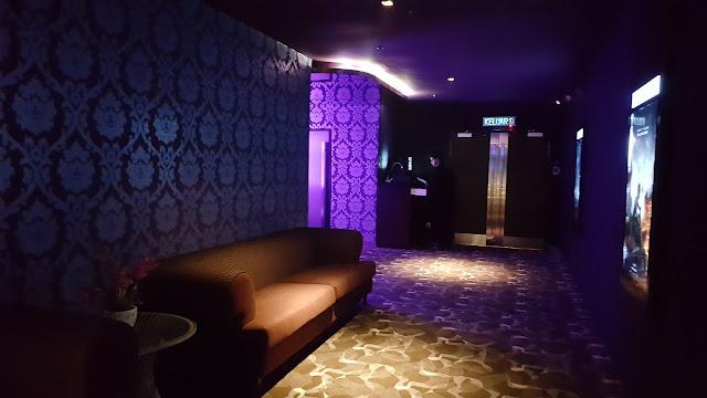 TGV Indulge Cinema