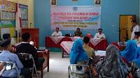 Kepala Dusun IV Desa Penggarutan Bumiayu Dilantik