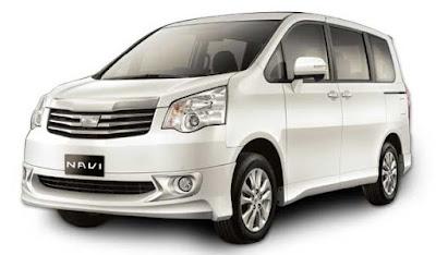 Mobil MPV Toyota Terbaru