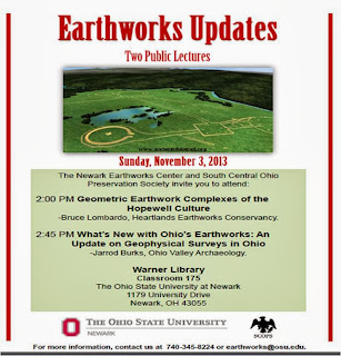 Earthworks Updates Lecture Flyer