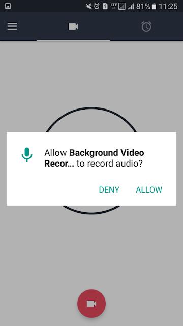 كيفية تسجيل الفيديو سرا على هواتف أندرويد