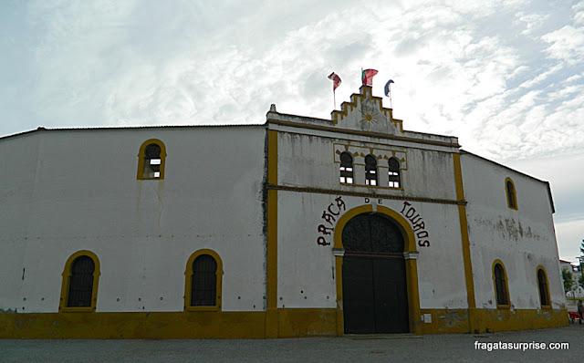 Arena de touros da vila de Montemor-o-Novo