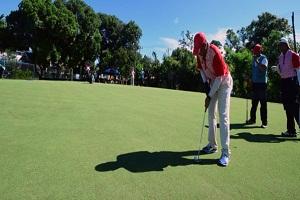 Padang Golf Swargaloka