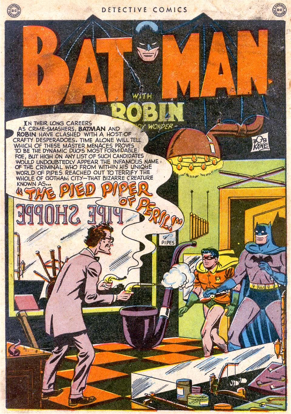 Detective Comics (1937) 143 Page 2