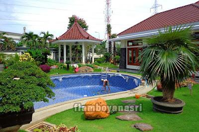 Jasa Tukang Taman Surabaya Gambar Taman Rumah
