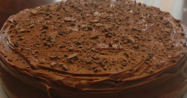 Resepi Kek Coklat Mudah Dan Lembut