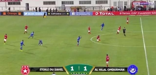 موعد مباراة الهلال السوداني والنجم الساحلي التونسي