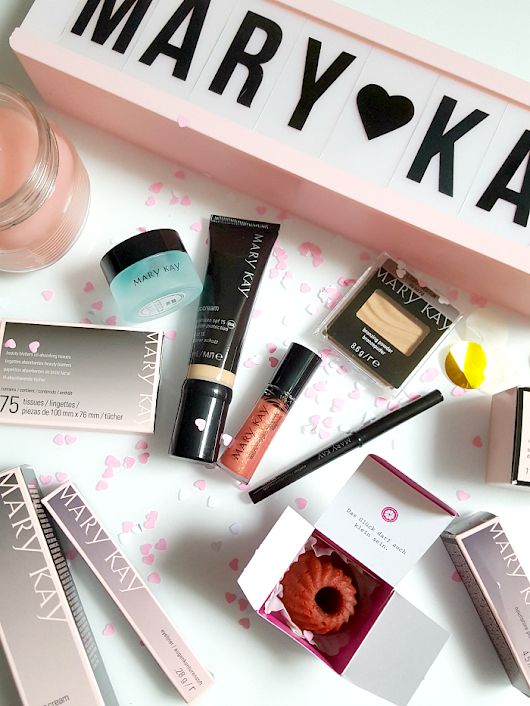 Madame Keke - The Luxury Beauty and Lifestyle Blog : Giveaway: 5 Jahre Madame Keke - Mary Kay Beauty Essentials Set
