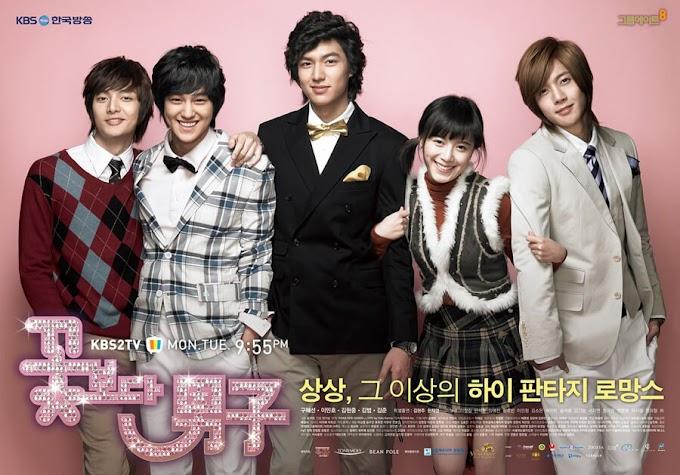 Boys Over Flowers - Yaban Çiçeği Dizi Tüm Bölümleri Türkçe Dublaj Full İzle