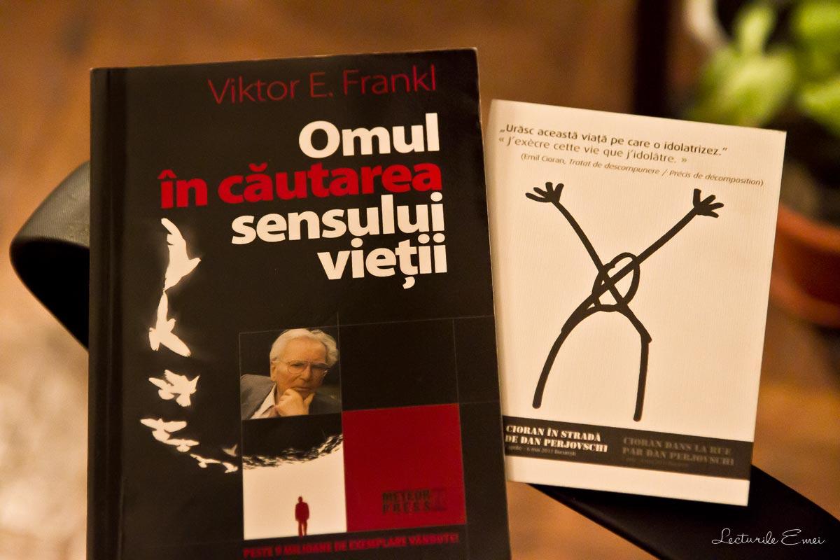 recenzie carte Omul în căutarea sensului vieții de Viktor E. Frankl