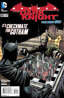 Batman The Dark Knight #15 Cover