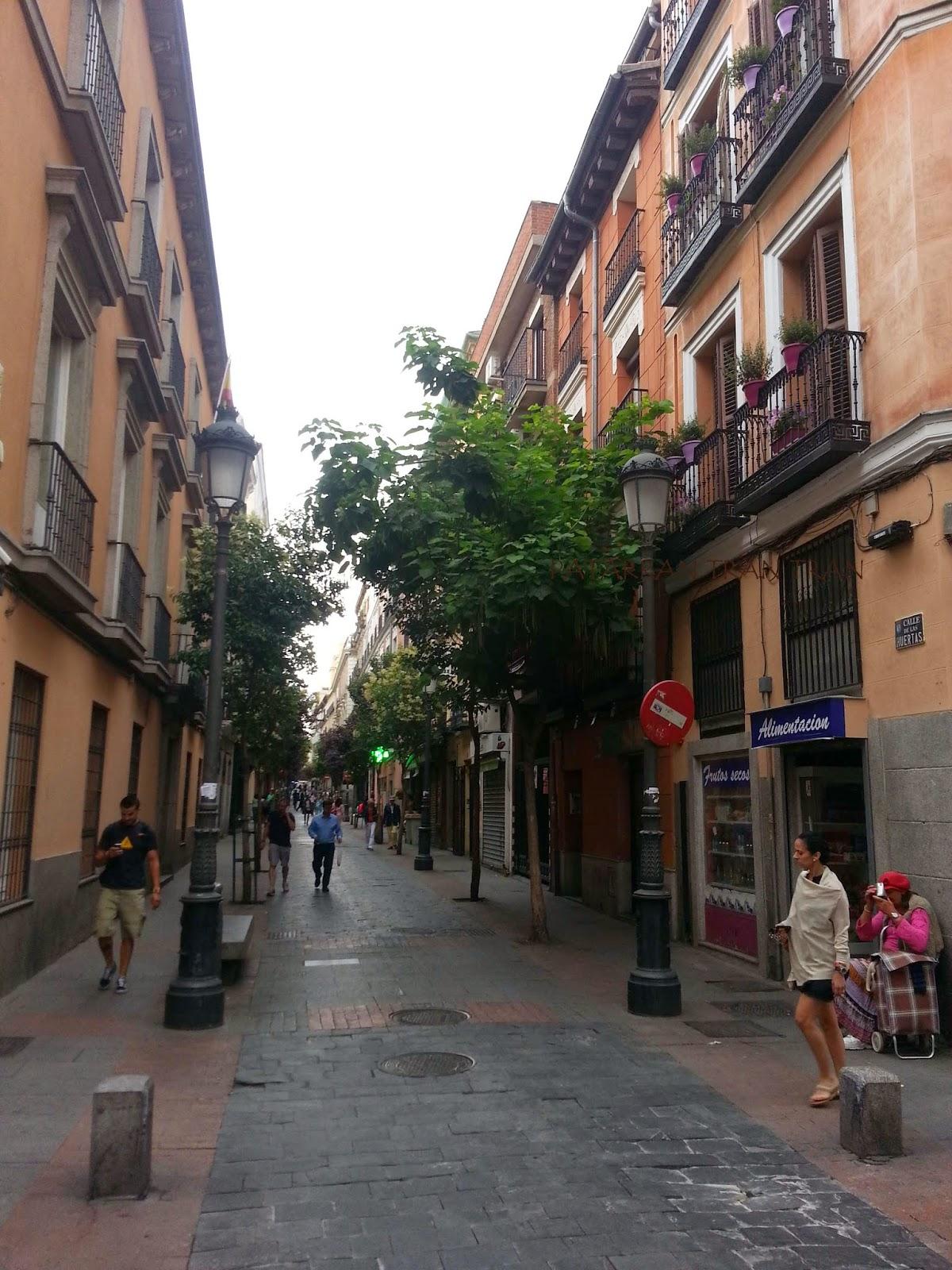 De Prado a Ópera. Madrid me mata... Aunque no siempre