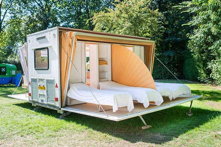Casas modulares y prefabricadas de dise o una casa - Casas prefabricadas con ruedas ...
