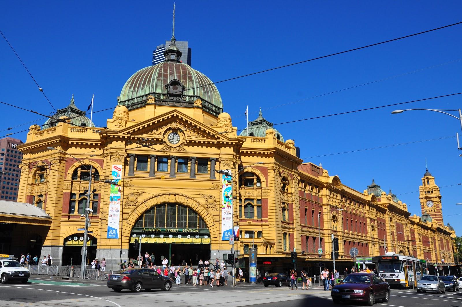 Hey ! Go Out! : 我的澳洲之旅 - 第三章 墨爾本 - 坎培拉 - 悉尼